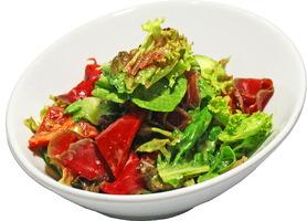 Микс салат с солониной