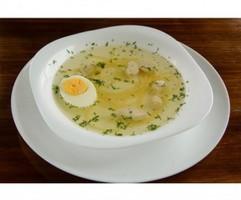 Суп «Консоме из курицы»