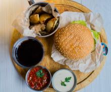 Сет «BBQ Бургер»