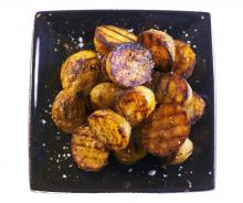 Закуска «Картофель BBQ»