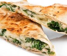 Закуска «Сыр в лаваше»