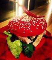 Бургер Red Hot (острый)
