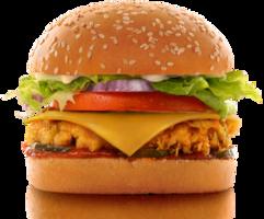 Бургер «Чикен премьер»