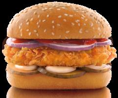 Бургер «Чикен Роял»