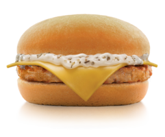 Чизбургер «Чикен»
