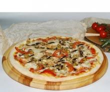 Пицца «Курица с грибами»
