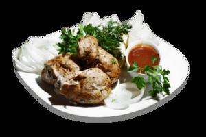 Шашлык куриный (филе)